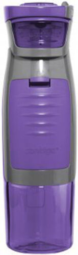 Contigo 24 oz Autoseal Kangaroo Water Bottle with Storage Compartment