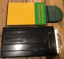 MAMIYA Film Pack Adapter