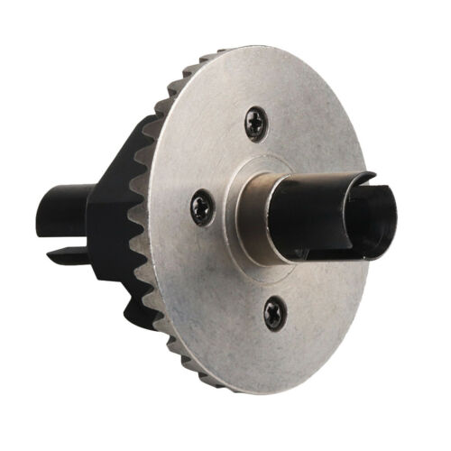 60065 Metal Black Differential Gear Set for RC HSP 1:10 Car Buggy Truck Parts
