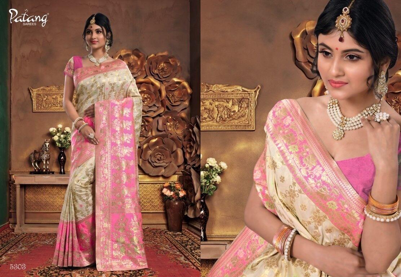 a0a2e5705d6 Designer Indian Wedding Saree Bollywood Bridal Party Wear South Indian Sari  PU44