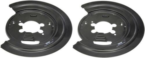 Brake Dust Shield Rear Dorman 924-225