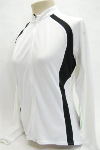 Femme Cannondale Classique Maillot à manches longues-Medium-Blanc 3F122M//WHT New