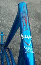 Custom bicycle  chopper frame schwinn dyno
