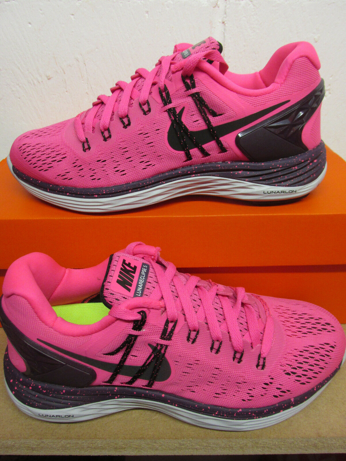 Nike womens lunareclipse 5 running trainers 705397 601 sneakers shoes