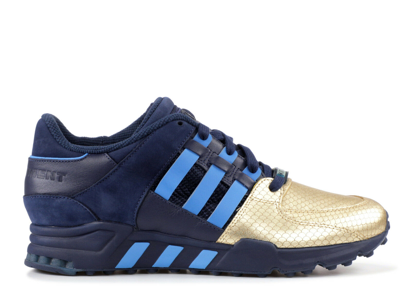 Adidas EQT RNG Support 93 Kith Ronnie Fieg Gold Toe Size 12.5. B26274 nmd yeezy