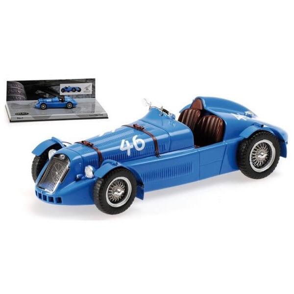 MINICHAMPS DELAGE D6-3L GRAND PRIX blueE 437461100