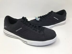 fadc41dc New! Mens Skechers Arcade Chat 51014 Memory Foam Sneakers - Black ...