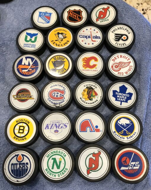 Viceroy Official Practice Hockey Pucks Set of 6