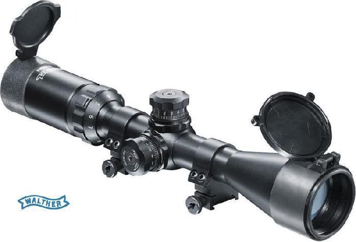 Walther Zielfernrohr Zielfernrohr Zielfernrohr 3 - 9 x 44 Sniper Neu OVP  | Sonderangebot  | Lassen Sie unsere Produkte in die Welt gehen  0d7dd9