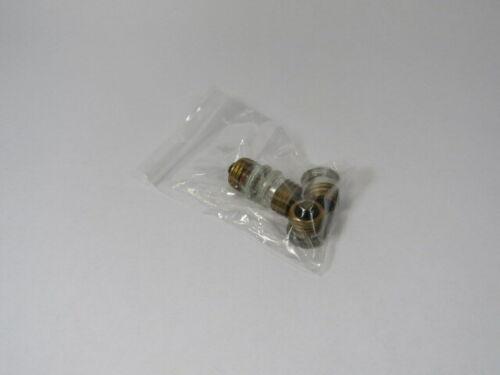 BriteLite 3//125 Glass Plug Fuse 3A 125V Lot of 4  USED