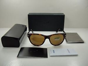 9d61a16033 Image is loading AUTHENTIC-PERSOL-SUNGLASSES-PO3134S-24-57-HAVANA-FRAME-