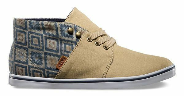 VANS Camryn Slim (Native) Taose Taupe Ombre bluee WOMEN'S SIZE 6.5