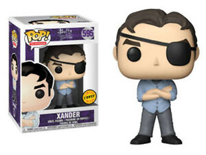 Xander Chase Pop Television 595 Edition Limitée Buffy The Vampire Slayer 20ème