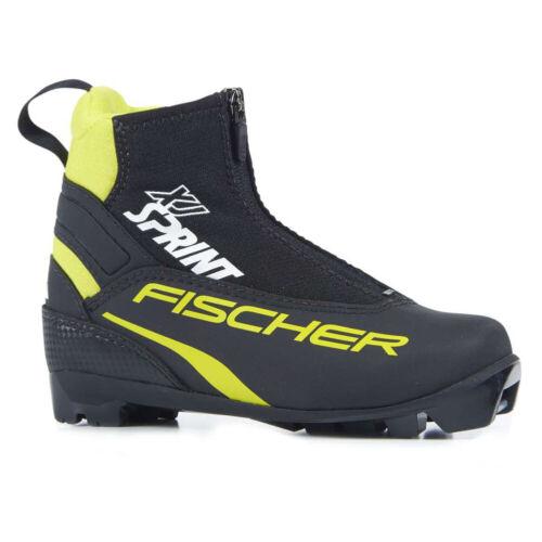 2019 Fischer XJ Sprint Junior Cross Country Ski BootsKids XCS40817