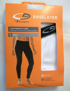 e012a703a9fd Image is loading C9-CHAMPION-BaseLayer-LIGHTWEIGHT-CORE-DUO-DRY-PANTS-