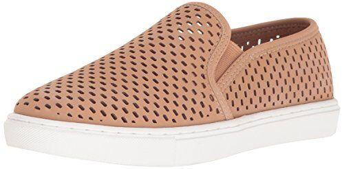 4e569033ae1 Steve Madden Women's Elouise Fashion Sneaker Camel 10 M US