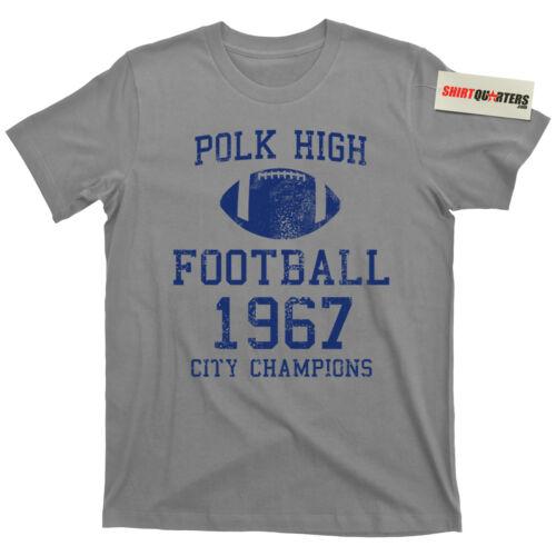 Married With Children Al Bundy Polk High School Football GOAT Legend 33 T Shirt