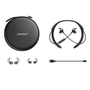 Bose QC30 quietcontrol 30 inalámbrico de cancelación de ruido In-Ear Headphones Reino Unido Stock
