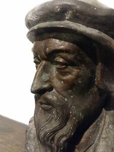spelter-antique-statue-bust