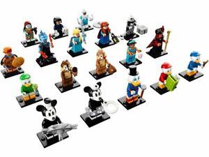 LEGO-Disney-Series-2-71024-CHOOSE-Elsa-Ducktales-Mickey-Steamboat-Willie-Frozen