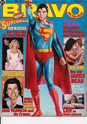 Magazin Bravo 9/1979,Travolta,James Dean,Nazareth,Deep Purple,Suzi Quatro