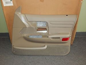 Image Is Loading New Oem 2000 2003 Ford Crown Victoria Front
