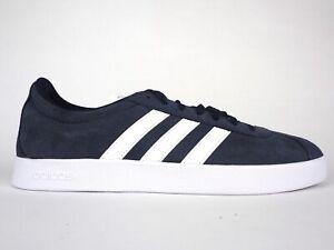Mens Adidas VL Court 2.0 DA9854 Navy