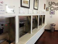 Electro Freeze 56TF-132 Frozen Yogurt/Ice Cream Machines (8) will separate