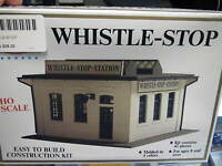 Model Power Ho Structure Kit - Whistle Stop Station 490-444