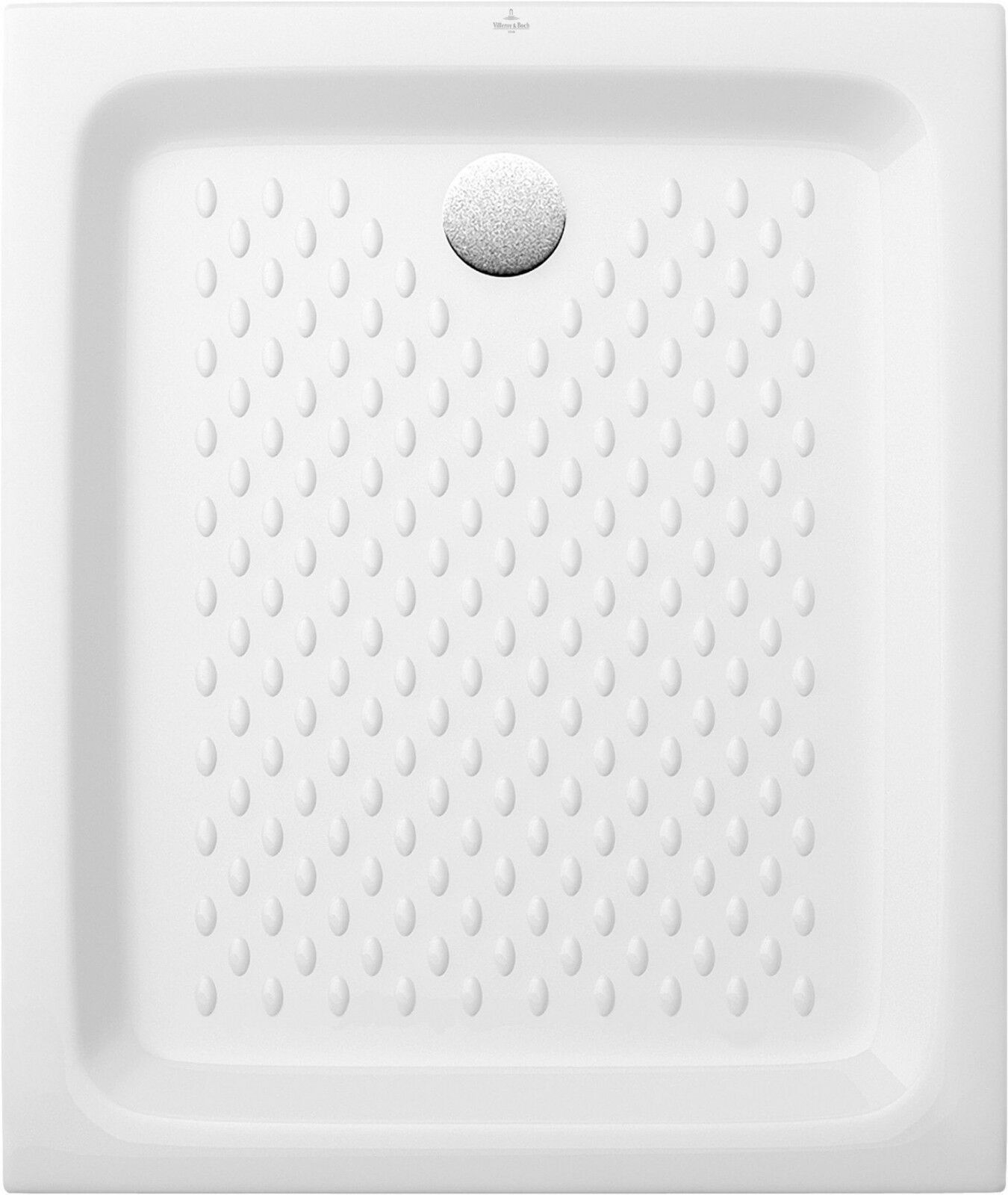 Piatto doccia cm 120x80 h 10 Villeroy & Boch mod. O.NOVO 6029A201 Bianco