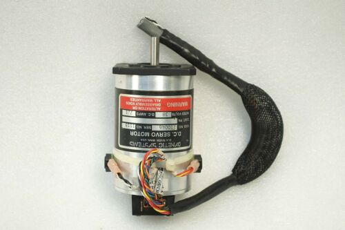 DYNETIC SYSTEMS DC SERVO MOTOR 210046 OPTICAL ENCODER E2-500-187-I WORKING FREE