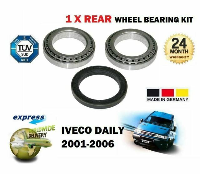 FRONT WHEEL BEARING for IVECO DAILY III 2001-2006 65C14 65C15 65C17 42471216