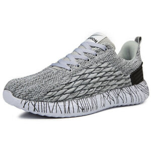 Men-039-s-Sneakers-Casual-Sports-Shoes-Breathable-Comfortable-Athletic-Running-Shoes