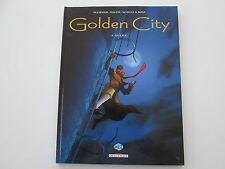 GOLDEN CITY T4 REEDITION TBE/TTBE GOLDY