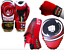 Boxing Gloves Punch Bag Training And Boxing Focus Pads Free Hand Wraps Athletics