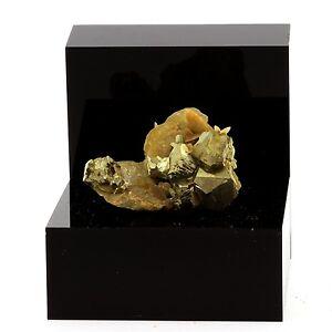Siderite-Quartz-Pyrite-79-8-ct-Mesage-Mine-Vizille-France-Rare