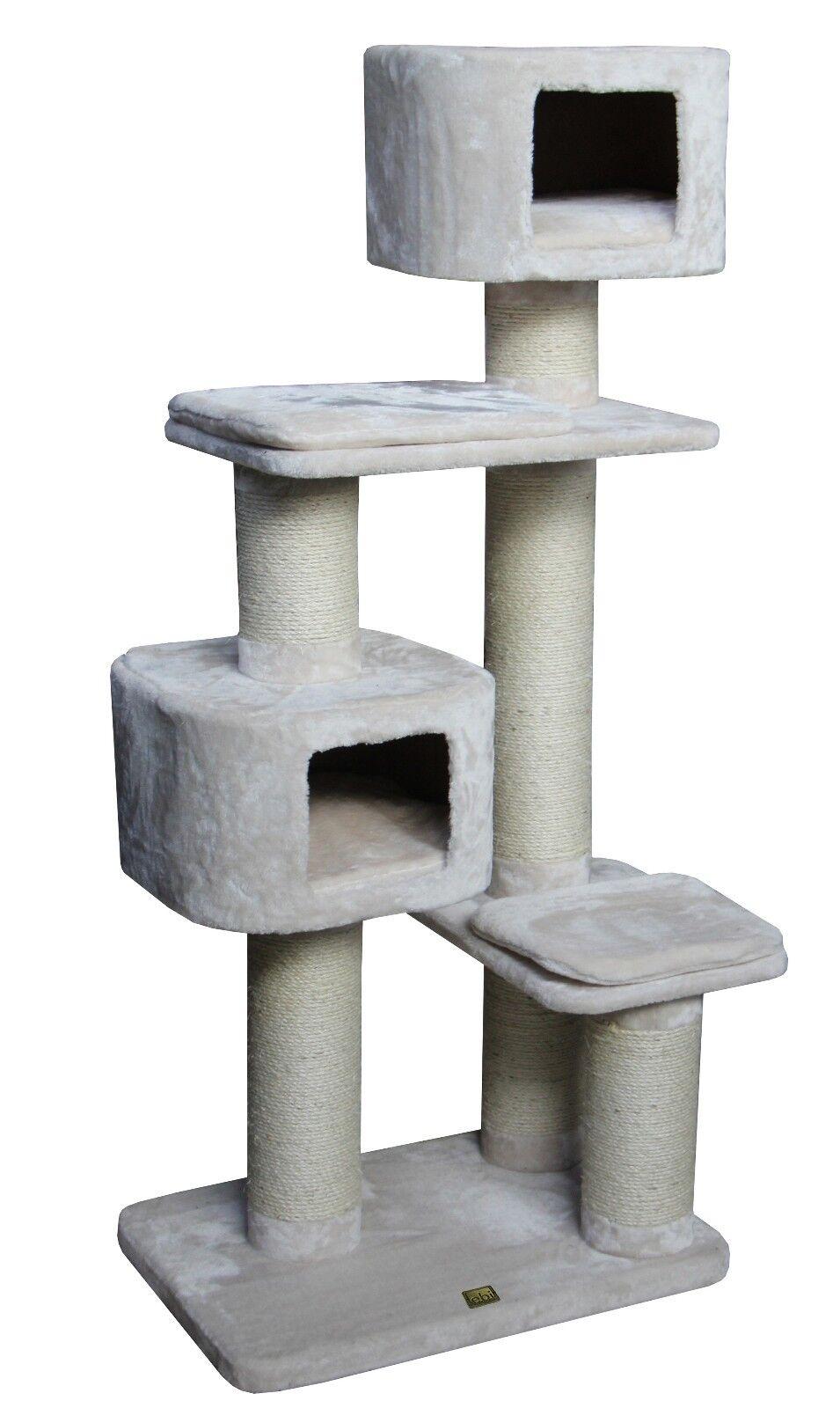 EBI Kratzbaum TREND CAT-ROCK WESTERN INN Höhe 160 cm NEU