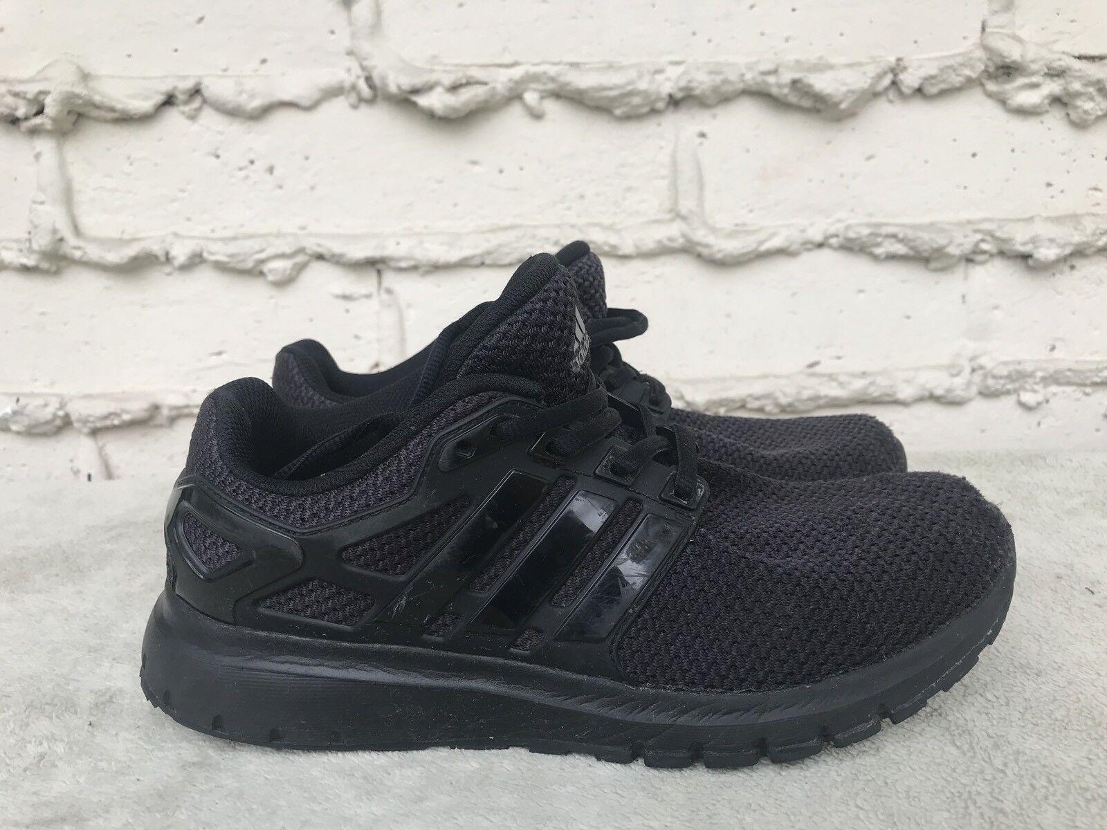 Men's Adidas Energy Cloud WTC Black Running Athletic Sport Shoes S81023 Sz US 8 Casual wild