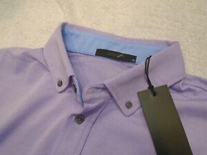 Greyson-Golf-Performance-Fabric-Apache-Lavender-Polo-Golf-Shirt-NWT-Medium-95