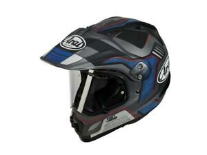 Casque-off-road-ARAI-Tour-X-4-Vision-Grey-mat-taille-S