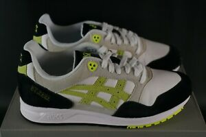 Asics-Gel-Saga-Flash-Jaune-Taille-UK-7-EU-41-5-OG-Baskets-DS-Baskets-Deadstock