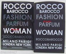 "Donna-Profumo ROCCOBAROCCO FASHION WOMAN Eau De Parfum 75 ML ""RARO"" OFFERTA"