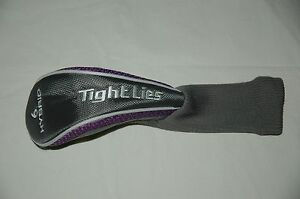 ADAMS-TIGHT-LIES-6-HYBRID-LADIES-HEADCOVER-GREAT-CONDITION-FREE-U-S-SHIPPING