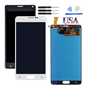 For Samsung Galaxy Note 4 N910 N910A LCD Display Touch Screen ... b9294a2c8