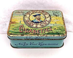 Quality Replica-Players Navy Cut Tin-Vintage/Tobacco/Tobacciana/Nautical