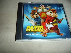 Alvin And The Chipmunks Songs From The Movie Soundtrack Sampler Cd