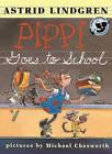 Pippi Goes to School by Astrid Lindgren (Hardback, 1999)