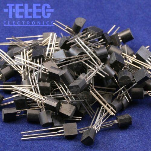 BF237 NPN Silicium Low Power LF Transistor CS = TO92 2 PCS