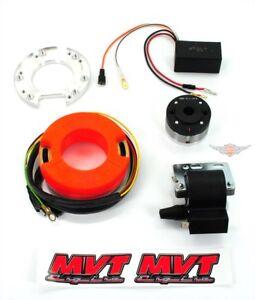Zündapp MVT Innenrotor Racing  Zündung Zündanlage 12V  50cc 70cc Mofa Licht