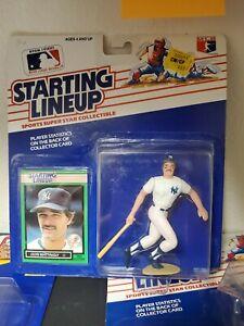 1989 Starting Lineup 1989 Don Mattingly Yankees Baseball Figure